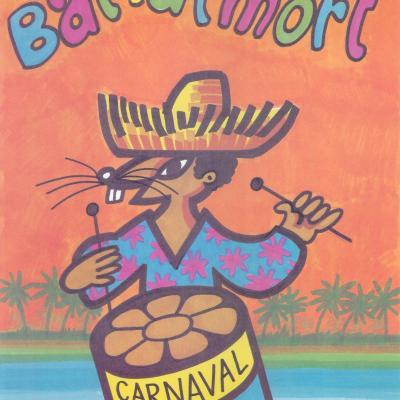 Bal Rat Mort: Carnival in Barbados