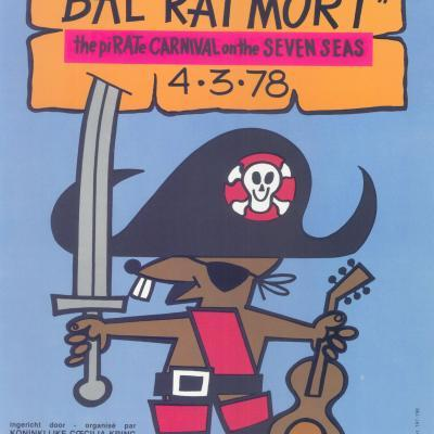 Bal Rat Mort: The Pirate Carnival on the Seven Seas