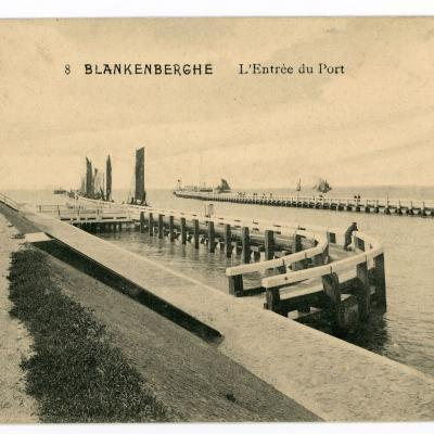 Haven van Blankenberge
