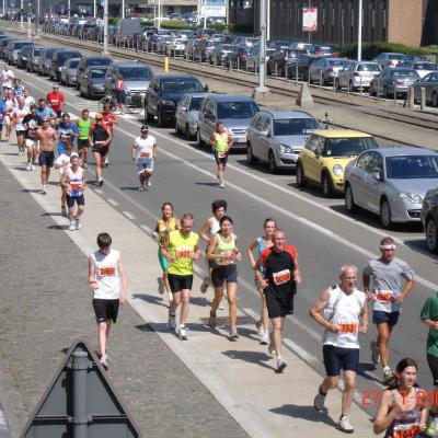 Atletiek, ING Run in de Troonstraat
