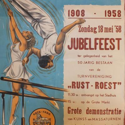 Affiche Rust Roest