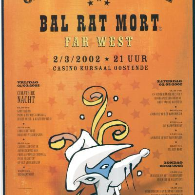 Bal Rat Mort: Far West